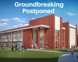 Breaking Ground: The New Arts and Engineering Building